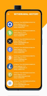 Techno Bitcoin Miner – Cloud Mining System For Android 5