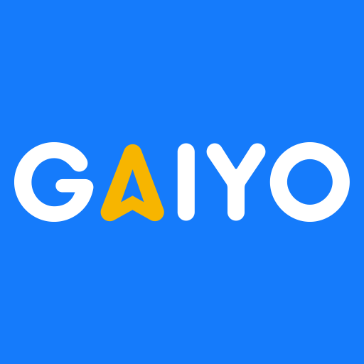 Gaiyo Find, Book and Pay your Ride