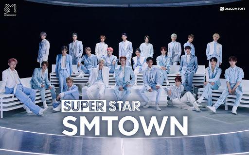 SuperStar SMTOWN 2.12.0 screenshots 7