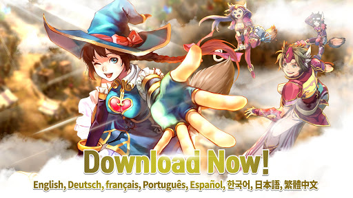 Flyff Legacy - Anime MMORPG - Free MMO Action RPG  Paidproapk.com 5