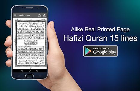 Hafizi Quran 15 lines 6.2 Android Mod + APK + Data 1