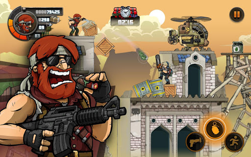 Metal Soldiers 2 2.80 Screenshots 4