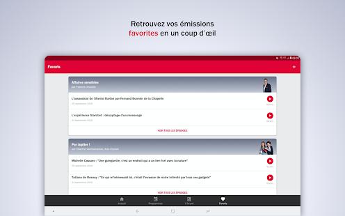 France Inter - radio, podcasts, actu  Screenshots 10