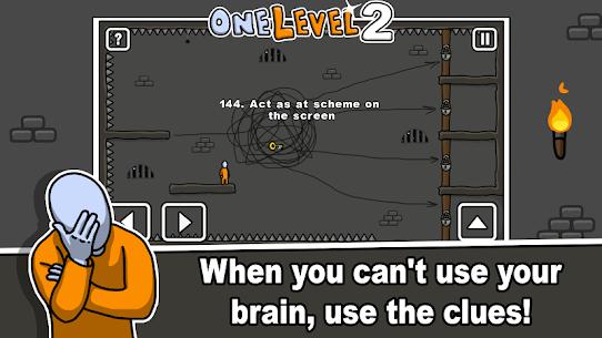 One Level 2: Stickman Jailbreak Mod Apk 1.8.1 5