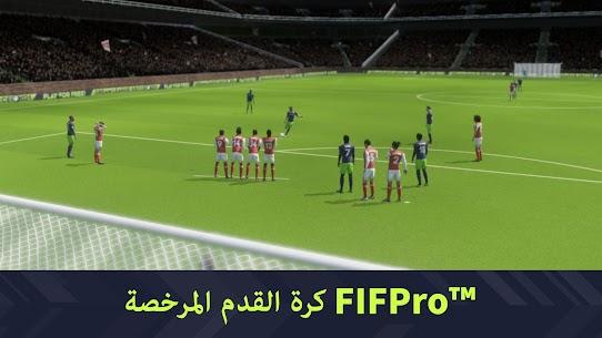 تحميل دريم ليج 2022 مهكرة من ميديا فاير تعليق عربي 1