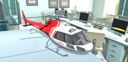 Screenshot of Helicopter RC Flying Simulator