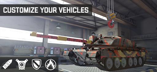 Massive Warfare: Helicopter vs Tank Battles 1.54.205 screenshots 15