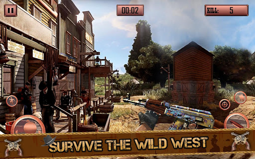 Western Cowboy Shooting :Wild West Game 2020 screenshots 6