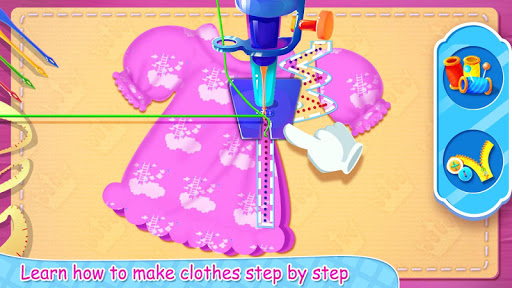 ud83dudc78u2702ufe0fRoyal Tailor Shop 3 - Princess Clothing Shop  screenshots 4
