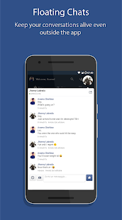 Phoenix - Facebook y Messenger Screenshot