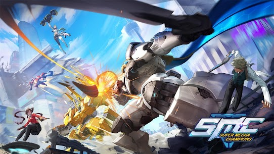 Super Mecha Champions  For Pc   How To Install (Download Windows 10, 8, 7) 1