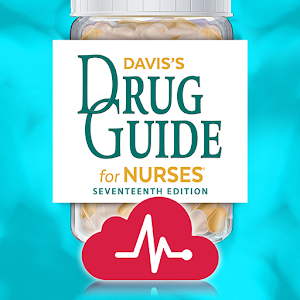 Daviss Drug Guide for Nurses 3.5.14 by Skyscape Medpresso Inc logo
