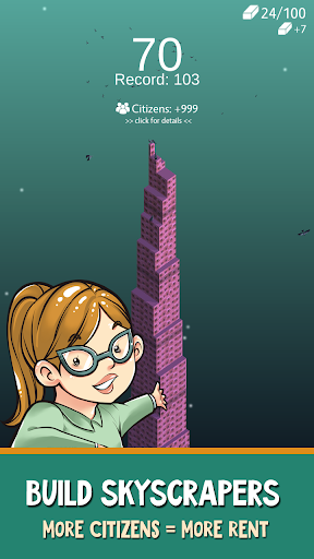 Sky Tower Tycoon u2013 Your Idle Adventure 2.3.5 screenshots 1