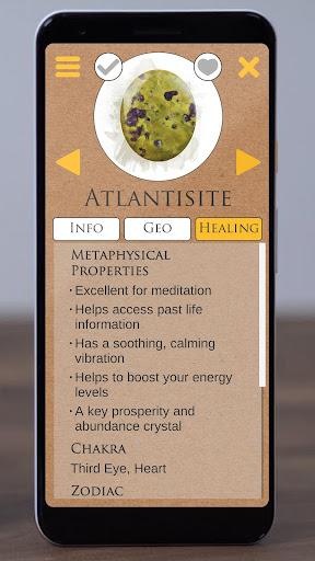 A Guide To Crystals - The CC apktram screenshots 6
