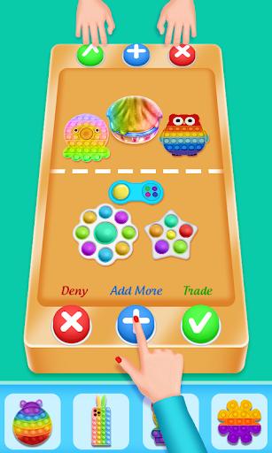 Mobile Fidget Toys 3D- Pop it Relaxing Games 1.0.10 screenshots 5