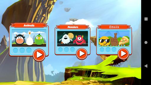 memory game matches for kids - train your brain screenshot 2