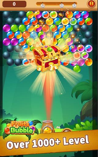 Shoot Bubble 2 - Fruit Apkfinish screenshots 3