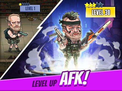 Zombieland: AFK Survival  screenshots 8
