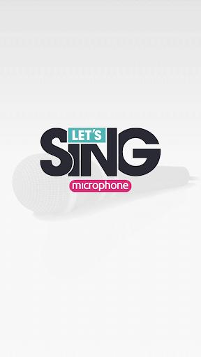 Let's Sing Mic  screenshots 1