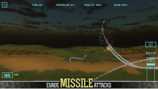 close air support hero: a-10 warthog screenshot 1
