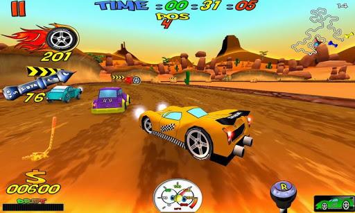Cartoon Racing apktram screenshots 13