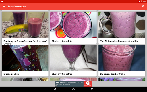 Foto do Smoothie Recipes