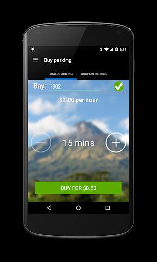 PayMyPark 1.2.9 screenshots 2