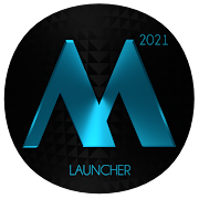 Max Launcher  2021 - free themes and wallpapers