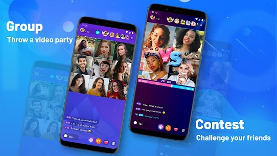 MICO: Make Friend, Private Live Chat & Live Stream MOD APK V6.2.5.9 – (Unlimited Coins) 4