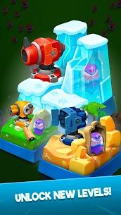 Auto Defense – Play this Epic Real Castle Battler Mod Apk 1.1.2.0 (Unlimited Gems/Money) 5
