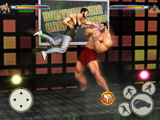 GYM Fighting Games: Bodybuilder Trainer Fight PRO 1.3.7 screenshots 10