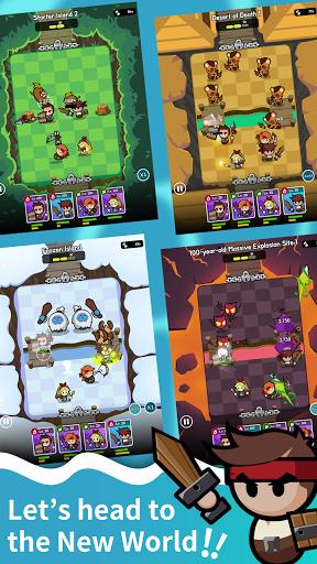 HeroShip - Adventure Idle RPG 1.4.203 screenshots 7
