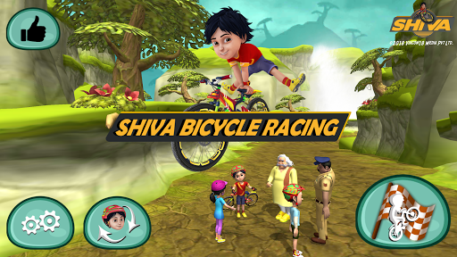 Shiva Bicycle Racing  Screenshots 15