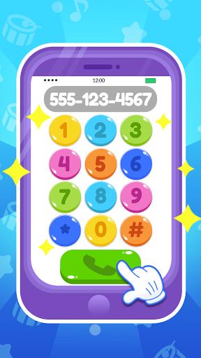 Baby Real Phone. Kids Game  screenshots 2