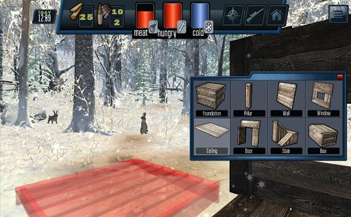 siberian survival. hunting. screenshot 2