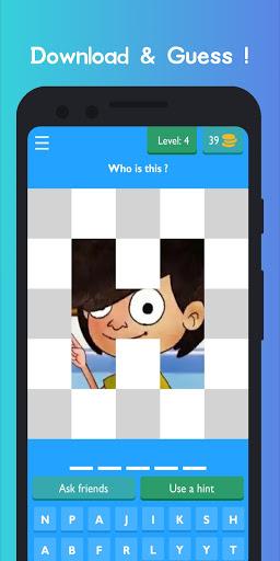 Budh and badri puzzle Quiz For bandbudh aur budbak 8.7.3z screenshots 4