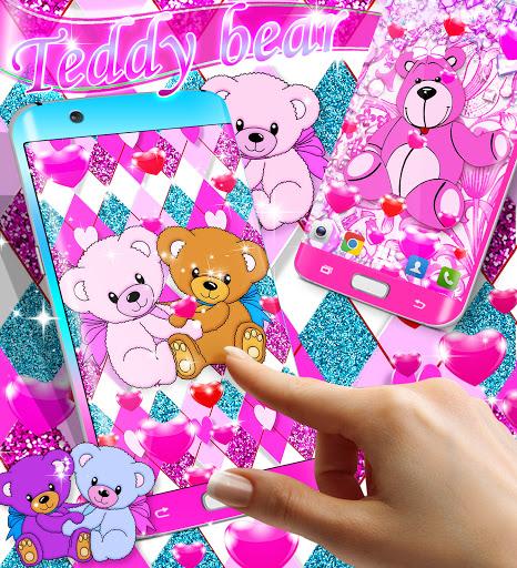 Teddy bear live wallpaper apktram screenshots 3