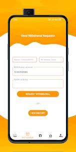 BitoBurn – Bitcoin Cloud Mining For Android 3