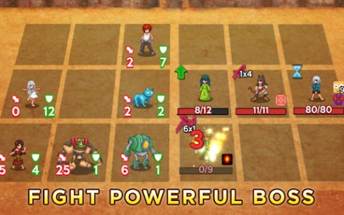Tavern Rumble – Roguelike Deck Building Game Mod Apk 1.26 (Unlimited Diamonds) 4