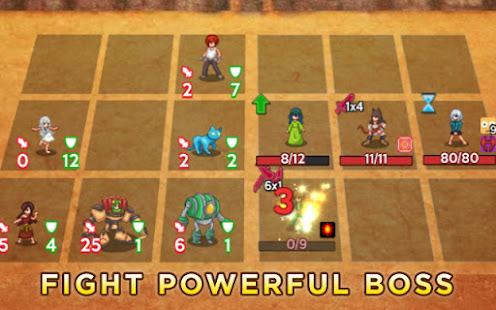 Tavern Rumble – Roguelike Deck Building Game [v1.19] APK Mod for Android logo