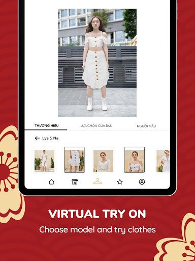 Smart Fashion: Try-on, Stylist & Shopping 1.2.4 Screenshots 18
