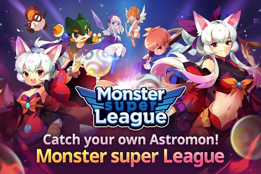 Monster Super League 1.0.20112407 screenshots 15