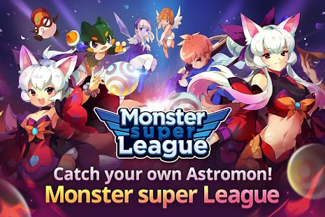 Monster Super League Screenshot