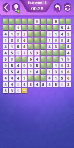 numberama real take ten number puzzle screenshot 3