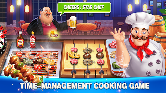 Happy Cooking: Chef Fever 1.3.0 Apk + Mod 3