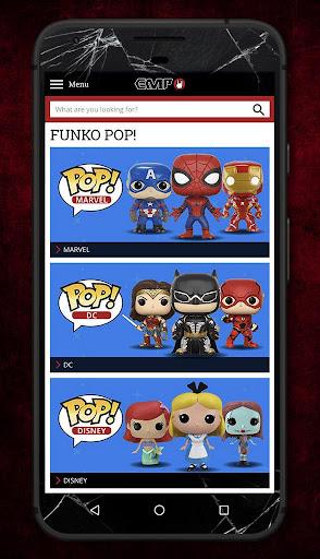 EMP App android2mod screenshots 3