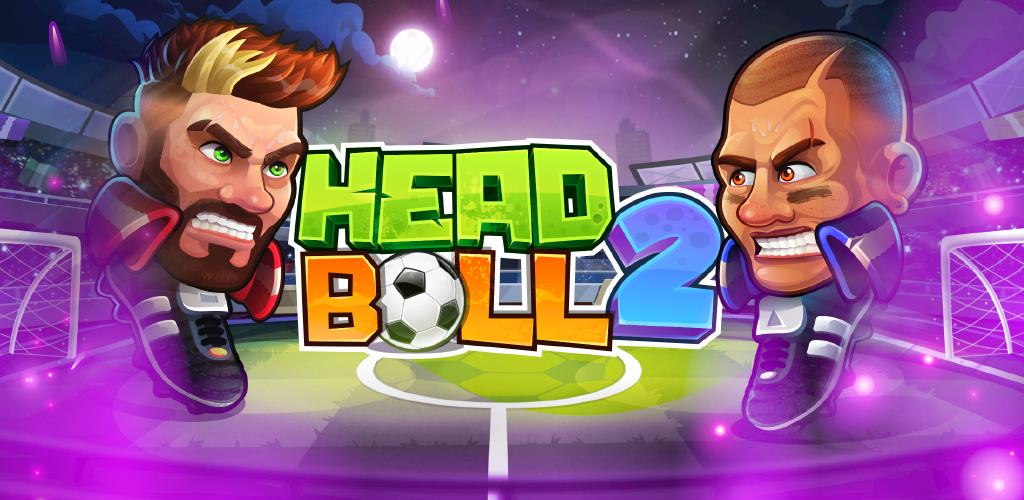 Head Ball 2 - Online Soccer Game poster 0