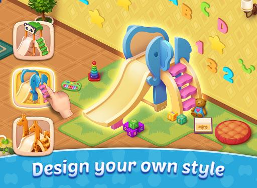 Baby Manor: Baby Raising Simulation & Home Design apkpoly screenshots 18