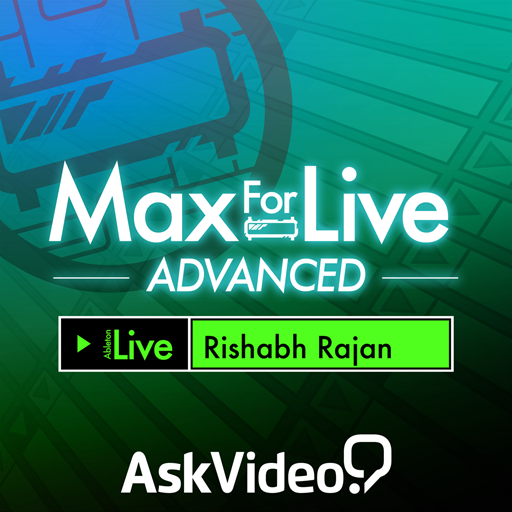 Adv. Course for Max For Live For PC Windows (7, 8, 10 and 10x) & Mac Computer