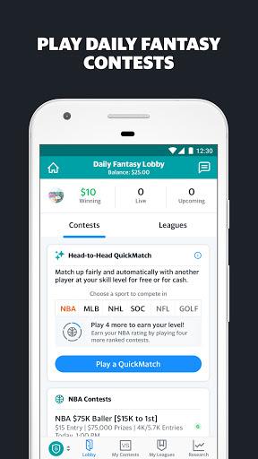 Yahoo Fantasy Sports: Football, Baseball & More 10.24.2 screenshots 1